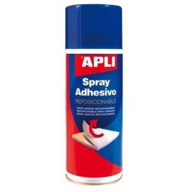 COLA SPRAY ADHESIVA 400 ML