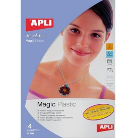 PLASTIC MAGIC APLI 4 FULLS