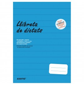 LIBRETA DE DICTADOS ADDITIO...
